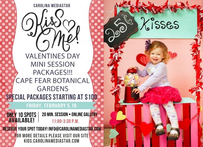 Valentines Mini Flyer